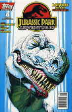 Jurassic Park Adventures #8 VF/NM; Topps   save on shipping - details inside