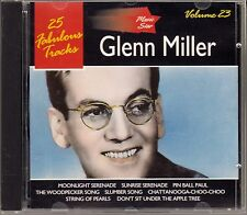 "CD  ALBUM  GLENN MILLER ""IN THE MOOD"""