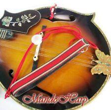 Acoustic Instrument Suspender Sling Strap for Ukulele/Mandolin/Guitar etc. NEW