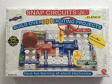 Snap Circuits Jr SC-100 Scientist Kit Electronics Lab Lot B