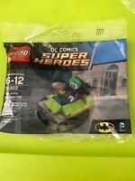 NEW LEGO DC COMICS SUPER HEROES 30303 THE JOKER BUMPER CAR WITH MINIFIGURE
