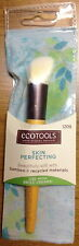 EcoTools Skin Perfecting Brush Bamboo Natural Materials New with Eco Pouch