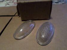 1940 1941 1942 1946 1947 ford truck & coe nos parking light lenses