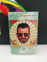 SEALED cassette, Ringo Starr ‎– Weight Of The World 01005-81003-4, 1992