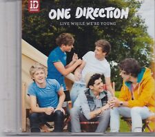 One Direction-Live While Were Young Promo cd single