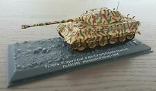 MILITARY MODEL 1:72 Tiger II IAusf.B Porsche Turret Pz.Abt.503 Normandie 1944