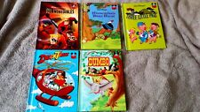 5x Walt Disney World of Books Bundle (21)