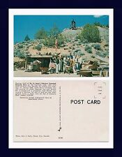 NEVADA SILVER CITY DE LA MARE MINE PANNING GOLD JOHN J. NULTY PHOTO CIRCA 1955