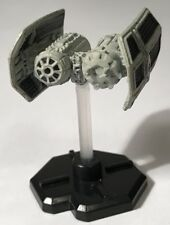 Star Wars Miniatures Tie Bomber Starship Battles Dark Side 4 Micro 54/60 Fighter