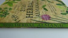 Lllewellyn's Herbal Almanac 2010 by Nancy Arrowsmith and Other Staff (PB 2009)