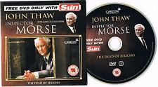 The Dead Of Jericho: Inspector Morse - John Thaw - The Sun Promotional DVD