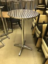 More details for poseur bar table