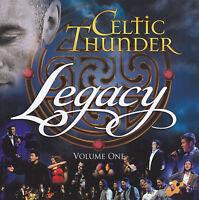 CELTIC THUNDER - LEGACY Volume 1 CD ~ IRISH / IRELAND / ONE *NEW*