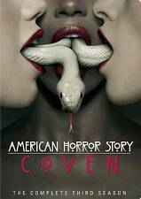American Horror Story: Season 3 - Coven DVDs-NEW Condition