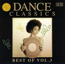 Dance Classics Best of Vol. 3   3 cd's with   12 inch classics  + remixes