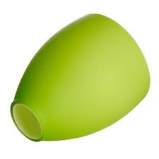 Green Glass Lightshade Only for Flexi Floor & Table Lamps Replacemenr Lampshade