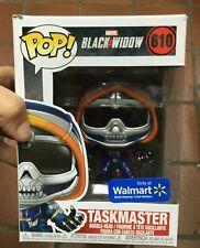 Funko Pop! Marvel Black Widow Taskmaster Bobble-Head #610