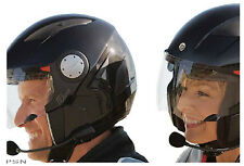 CAN-AM ST-1 HYBRID HELMET WITH BUILT-IN COMMUNICATION SYSTEM PART # 4474379190