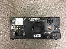 Siemens LGN7802-2 Argon Laser Supply