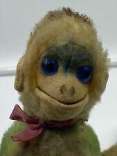 Vintage Possibly Steiff Mungo Spider Monkey Mohair Germany