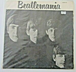 BEATLES-- BEATLEMANIA LP ODEON 1964 MONO BLUE LABEL MOFB 274 ORIGINAL BRAZIL