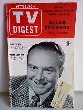Pittsburgh TV Digest, June 1953