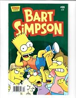 BART SIMPSON #99 BONGO COMIC.#113715D*11