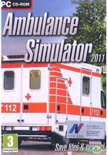 Ambulance Simulator 2011 - PC - New & Sealed