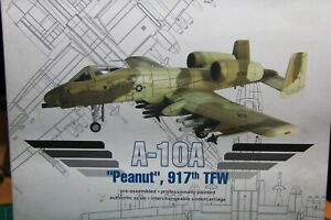 Hobby Master HA1303 A-10a Thunderbolt II 'peanut' 917th TFW 1 72 Scale