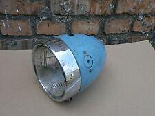 Vintage headlight motorcycle original