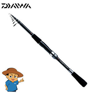 Daiwa CROSSBEAT SW 967TMH Medium Heavy telescopic fishing spinning rod 2020