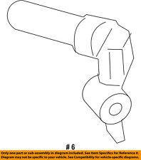 FORD OEM-Engine Crankshaft Crank Position Sensor CPS AA5Z6C315A