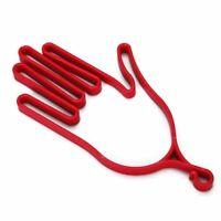1X( Durable Outdoor Sport Golf Gloves Stretcher - Red W5H8) nj