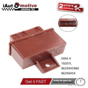 Peugeot Pompe à Carburant Relais 106 206 306 307 406 407 607 806 Expert 19207L
