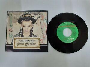 Disco 45 Giri CULTURE CLUB Virgin Records 1983 VIN 45080