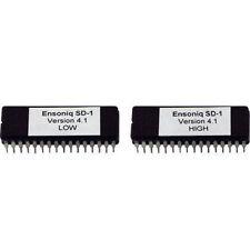 Ensoniq SD-1 (32 Voices) EPROM Firmware Upgrade Latest OS Version 4.10 SD1