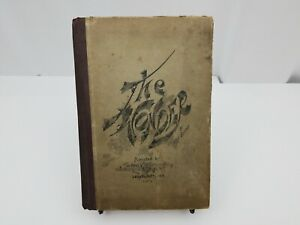 The Wonder For Singing Schools Musical Conventions Glees by W.T. Giffe 1891 Rare