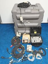 Part of Metal flaw Detector System Pwa54031 with 4 wheels Case- Read description