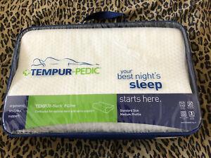TEMPUR-PEDIC Tempur-Neck Pillow Standard/Medium Tempurpedic Memory Foam Original