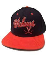 Virginia Cavaliers Uva Snapback Hat Hoos