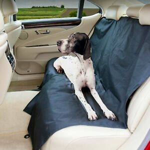 Luxury Pet Car Seat Cover for Dogs and Cats PawPride Quality Textured Blanket