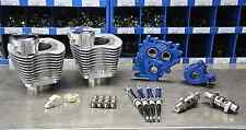 S&S CYCLE 110″ SILVER POWER PACKAGE 330-0580 FOR HARLEY 2007-2017