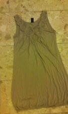 Vila clothes Kleid  Ballonkleid Tunika Bluse Longbluse Lagenlook Gr.L 38 40