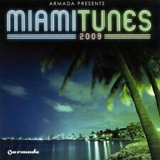 Miami Tunes (NEW 2xCD) Armin Van Buuren Tydi Markus Schulz Signum Cathy Burton