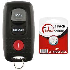 For 2007 2008 2009 Mazda 3 Keyless Entry Remote Key Fob