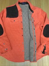 Excellent Ralph Lauren Mens XXL 52in Quilted Hunting Field Country Jacket