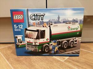 Lego City Tanker Truck 60016 - BNIB