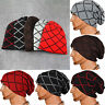 Unisex Women Men Winter Knitted Slouch Beanie Hat Cap Warm Baggy Stratch Ski Cap
