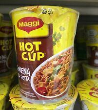 Maggi Hot Cup - Halal Instant Noodle