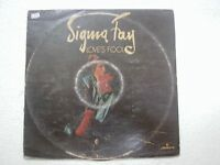 SIGMA FAY LOVES FOOL  RARE LP RECORD vinyl 1979 INDIA INDIAN ex